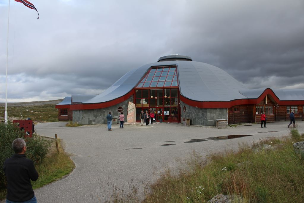 The Arctic Circle Center