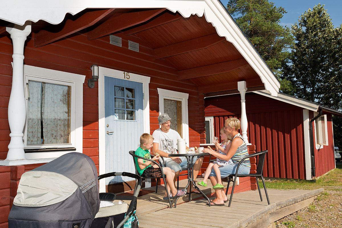 Calle Bredberg, Vännäs Bad & Camping