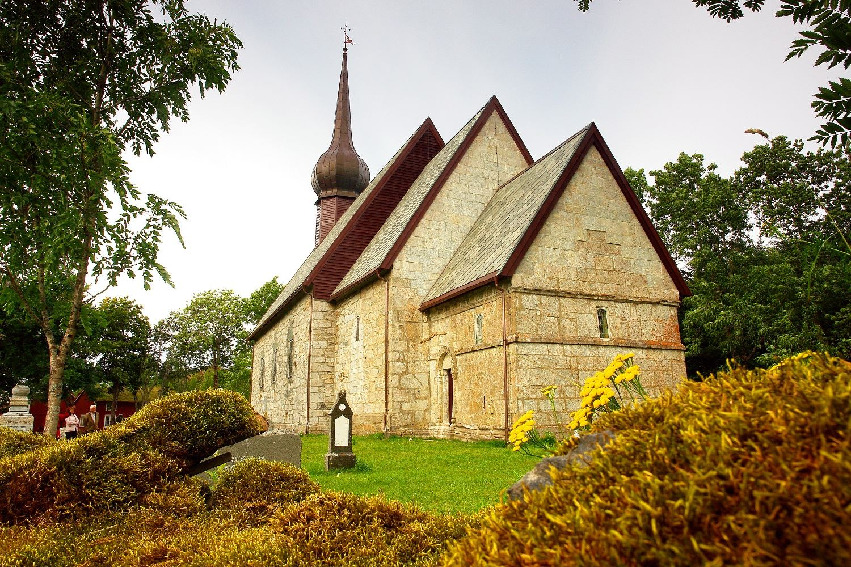 Fabrice Milochau, Alstahaug kirke