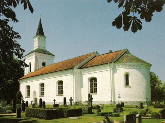 Förkärla church