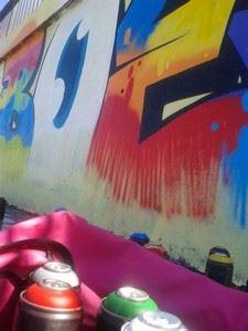 Visite guidée : Histoires de graffitis
