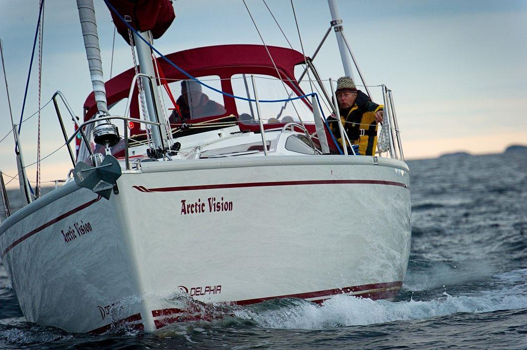 Seile med hvaler - Boreal Yachting