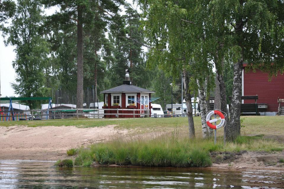 Caravan Club campsite Välorna