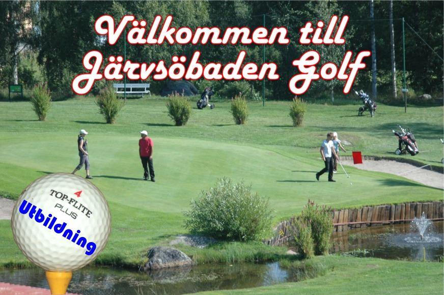 © Taget från Järvsöbadens Golfklubbs hemsida, Järvsöbadens Golfklubb