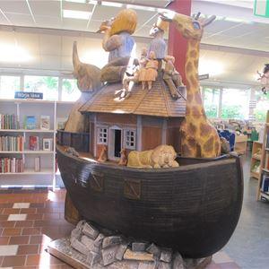 Sagostunder på biblioteket i Ryssby