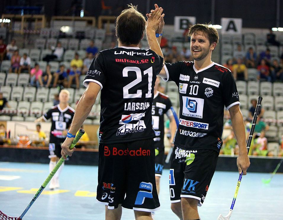 IBK Dalen - Innebandy Superligan (herr)