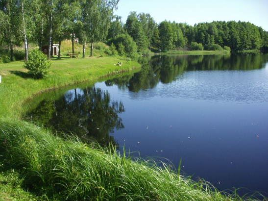 Put and Take - Lindwallska sjön