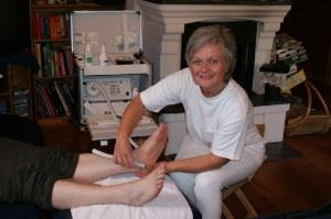 Home footcare Beate Simon