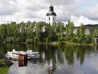Kyrkön naturreservat i Järvsö