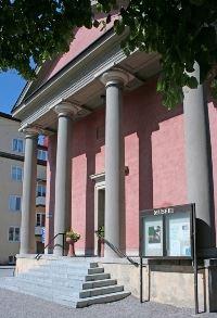 Bollnäs konsthall, museum & museibutik
