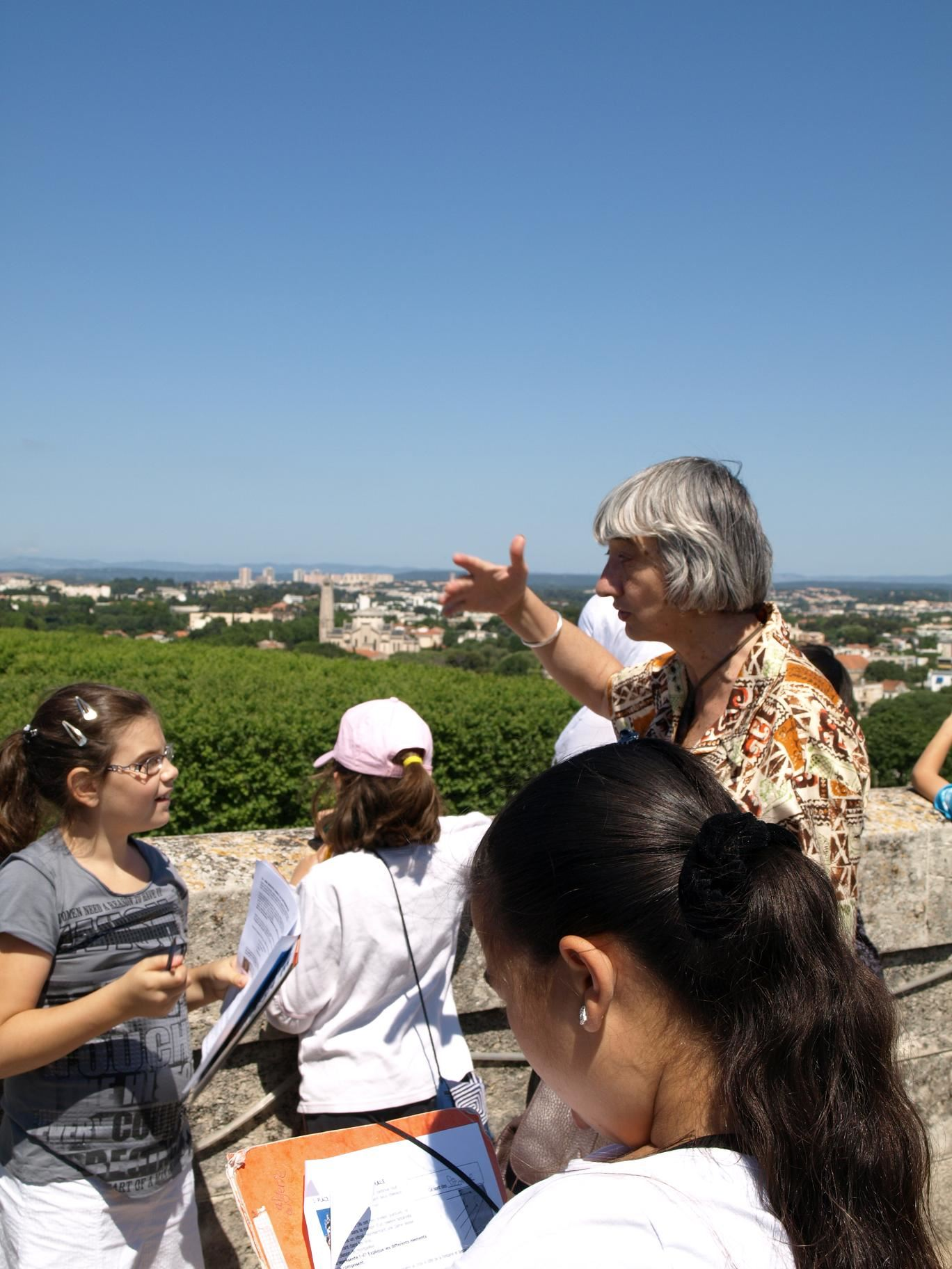 French guided tour special for family and Easter