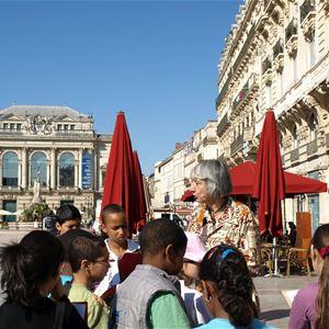 Le centre historique pour les enfants