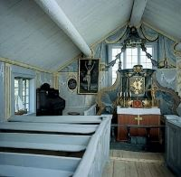 Bålsö chapel