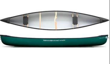 Utleie av polyetylen kano
