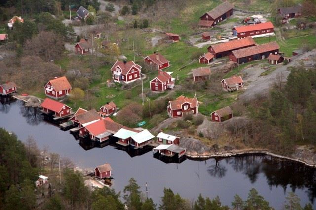 Ekman's Cottages on Älö