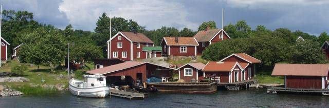 House on Örö island