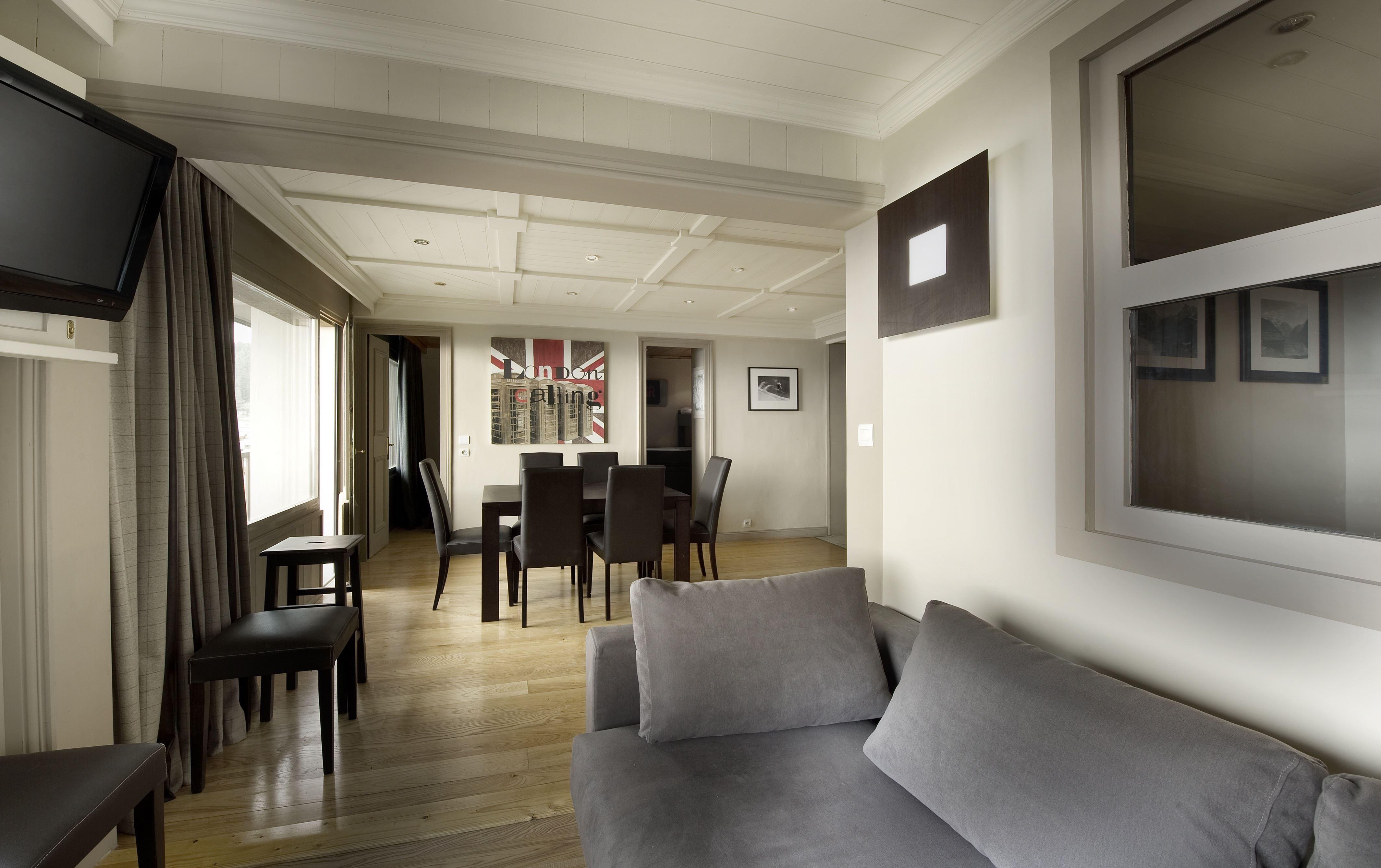 LA FORET DU PRAZ : Appartement 609