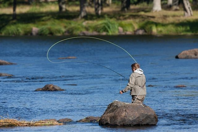World class fishing!