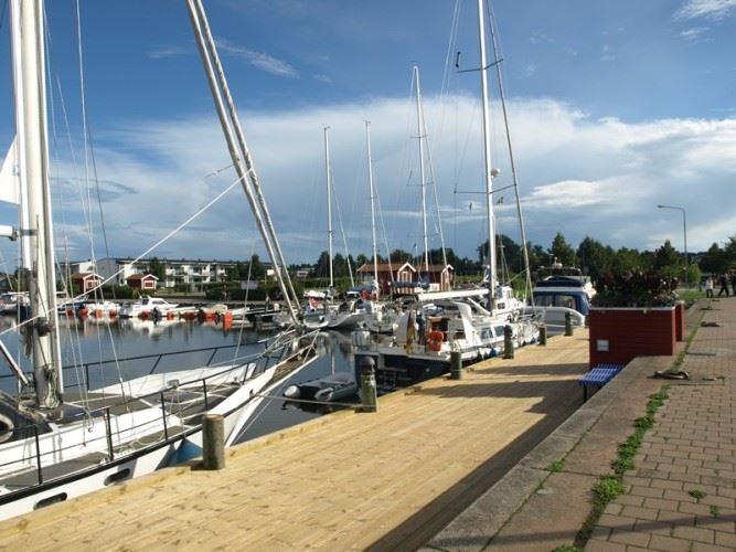 Södra kajens gästhamn, Mönsterås