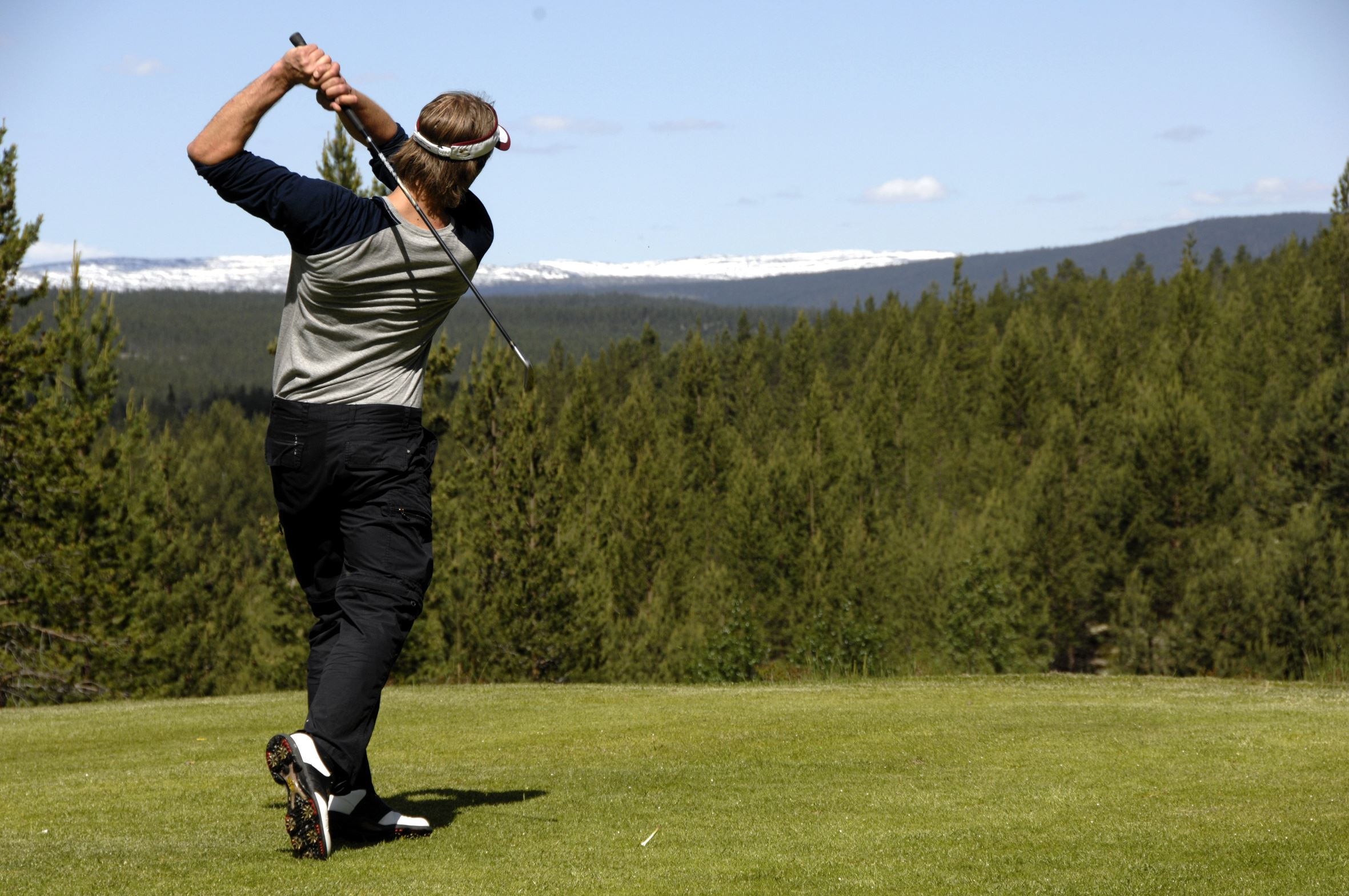 Prova-på golf