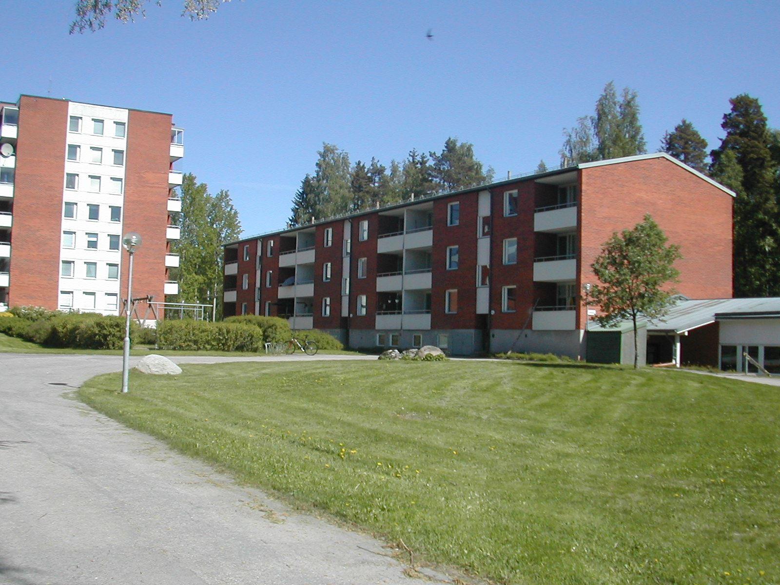 Möblerad lägenhet på Kolbottenvägen Ludvika