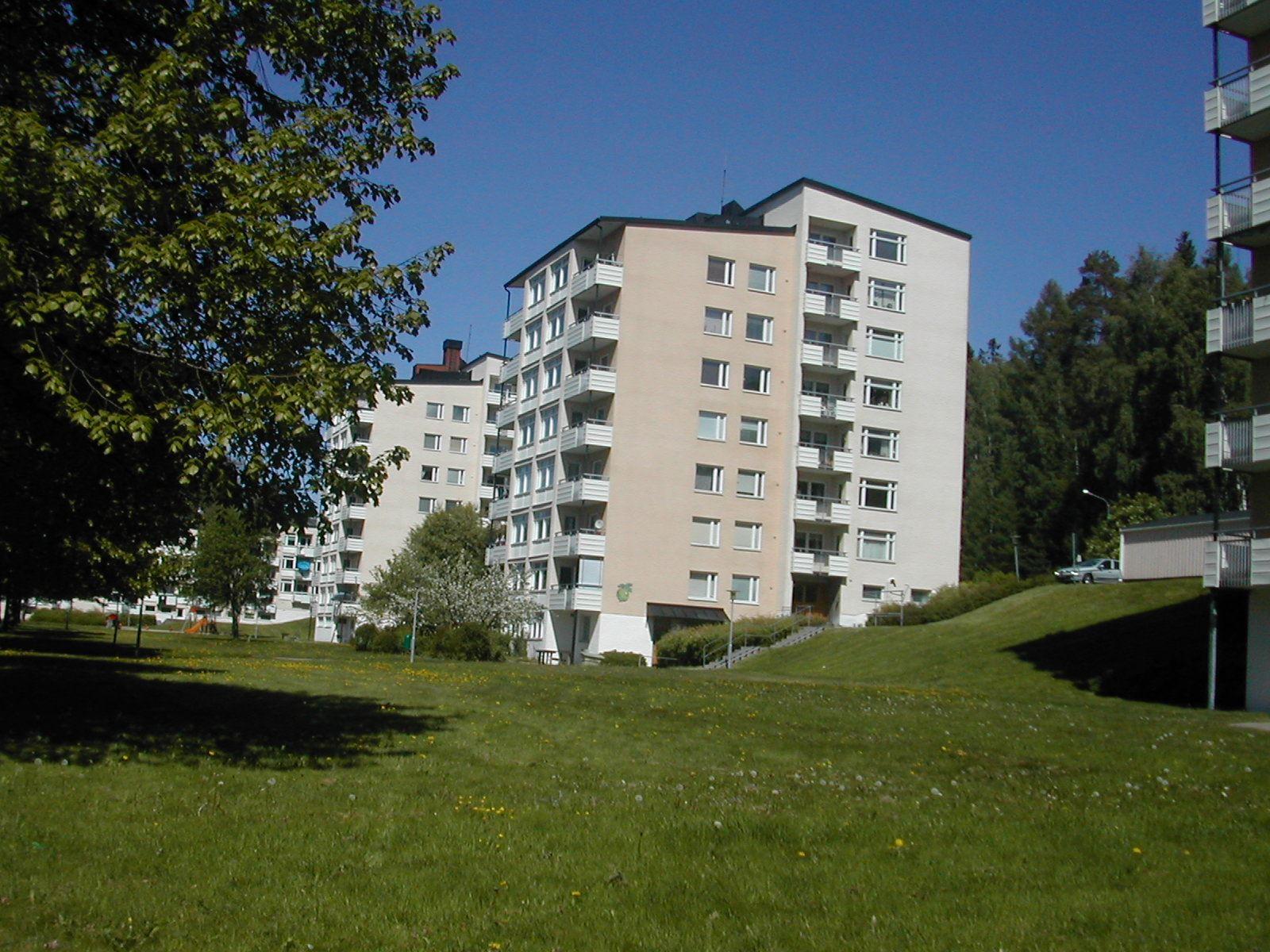 Möblerad lägenhet Ludvikagård Ludvika