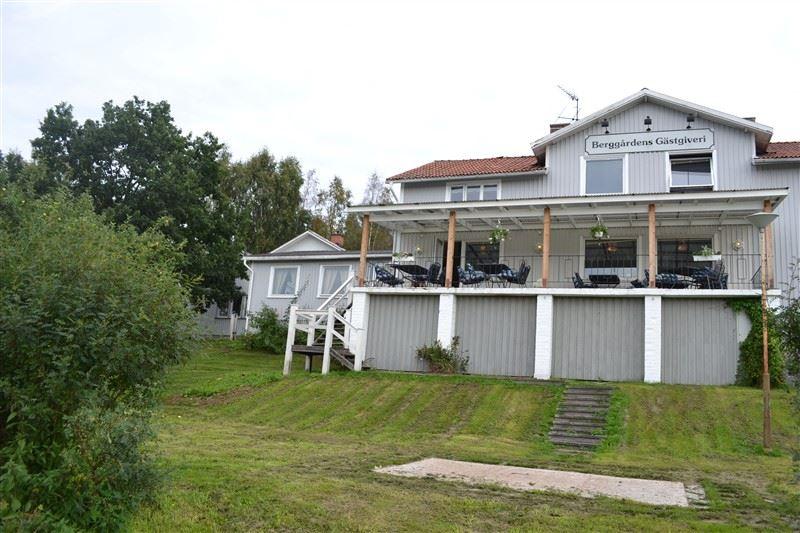 Berggården Hotel and Gästgiveri in Gnarp, Hudiksvall