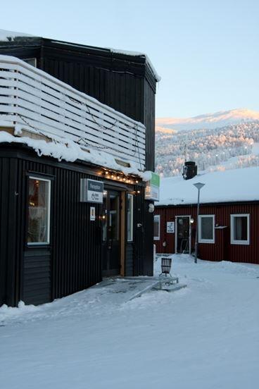 Hemavan/Fjällcenter, STF Hotel