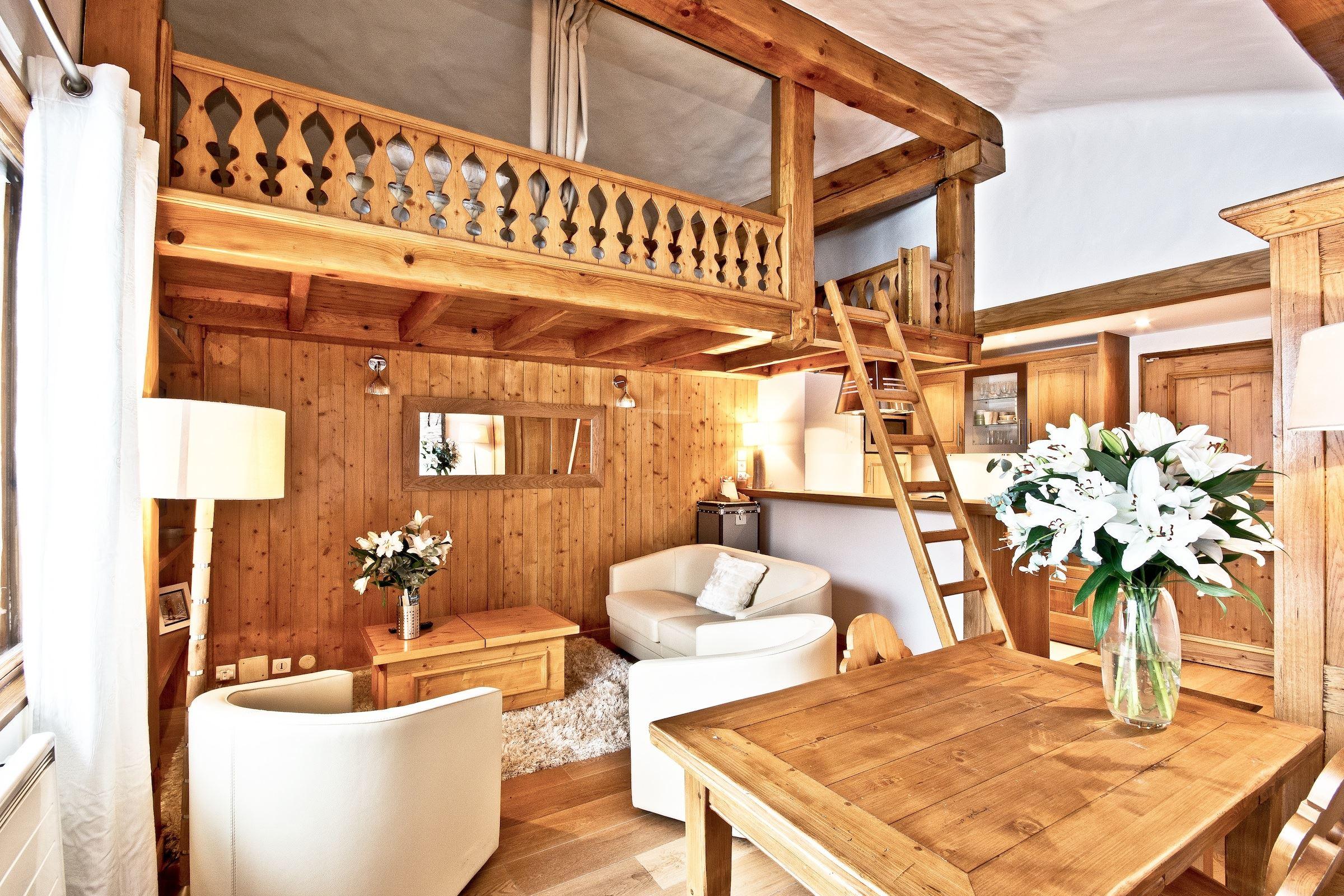 LE ROC 44 : Appartement pour 4/6 personnes