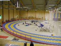 Sport- och Friidrottshall på Höghammar