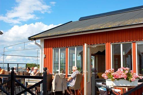 Ulrika Göransson, Restaurang Briggen Hanö