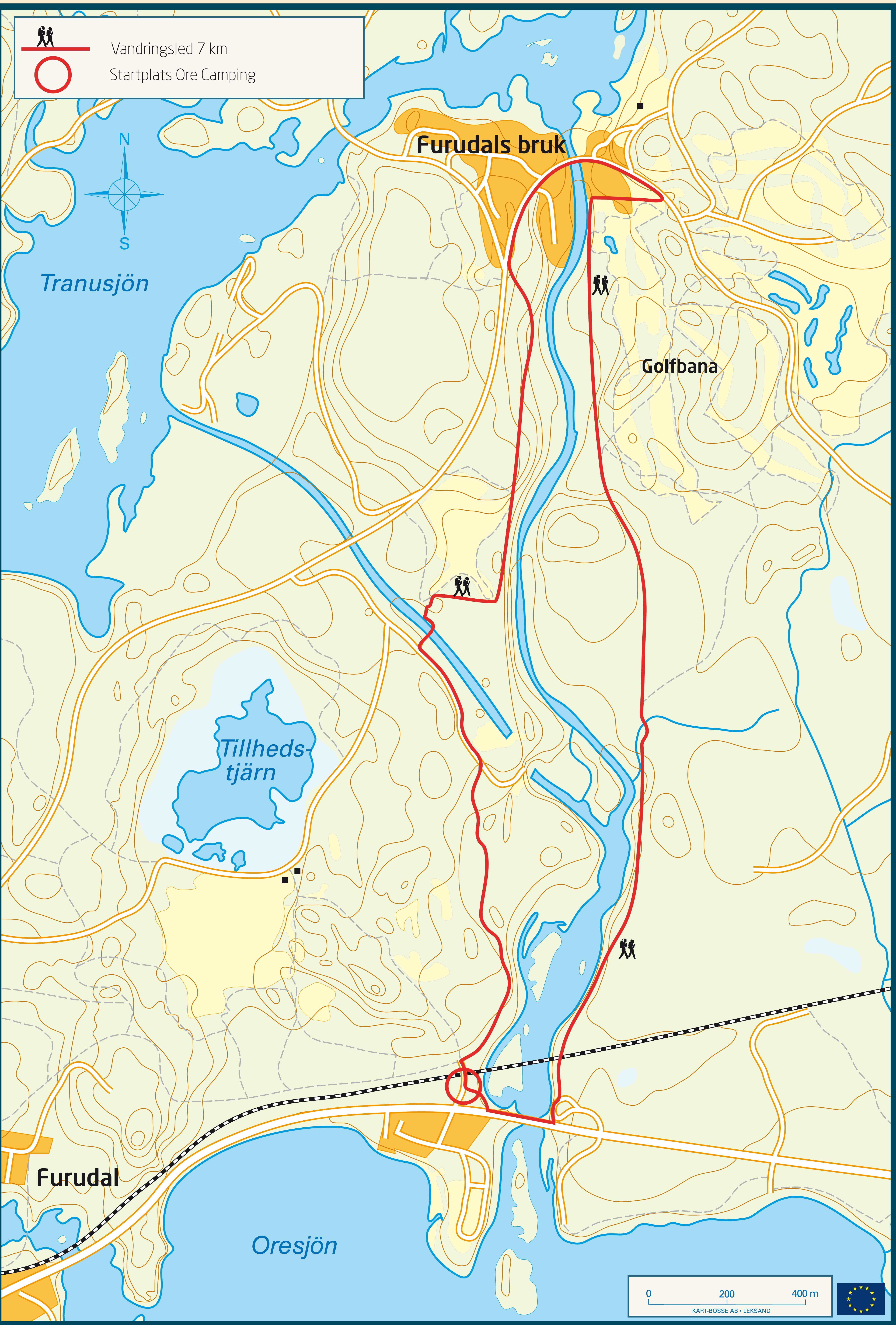 Trail - Furudal