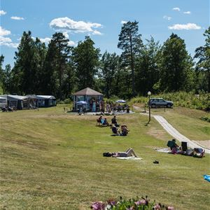 Halens Camping Blekinge/Cottages