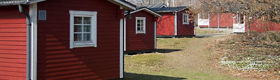 Djulöbadets Camping & Stugby/Stugor