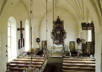 G Johnsen, Hälsingtuna Church