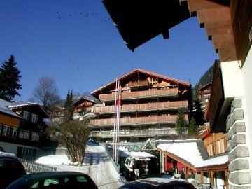 Hotel Eigerblick - Grindewald