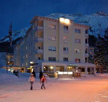 Laudinella - St. Moritz