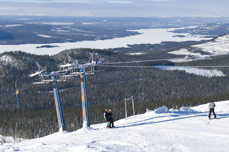 Nalovardo Ski Centre Restaurant