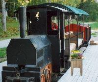 Landabanan - Museijärnväg i Segersta