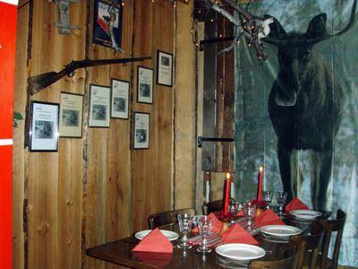 © Från Hamravild.se, Hamra Vildmarksrestaurang