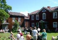 Hälsingegårdarna i Västerby-Rengsjö