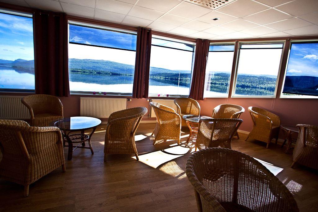 Tärnaby, STF Hotell