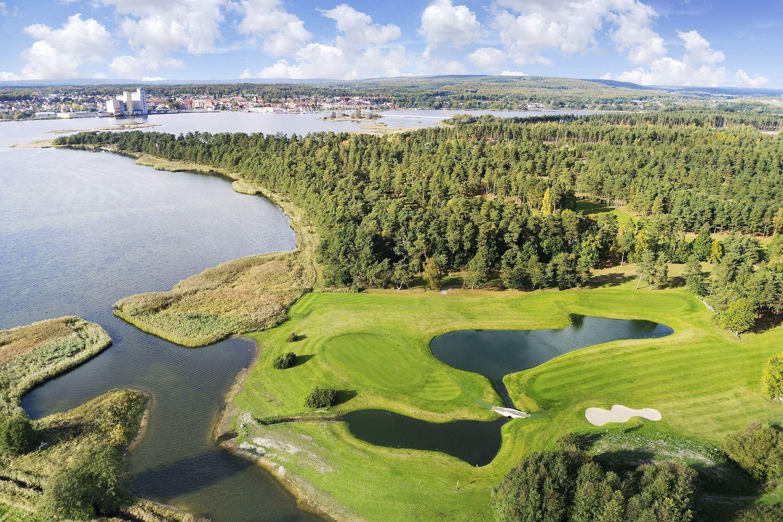Sölvesborgs Golfklubb – Vid kusten