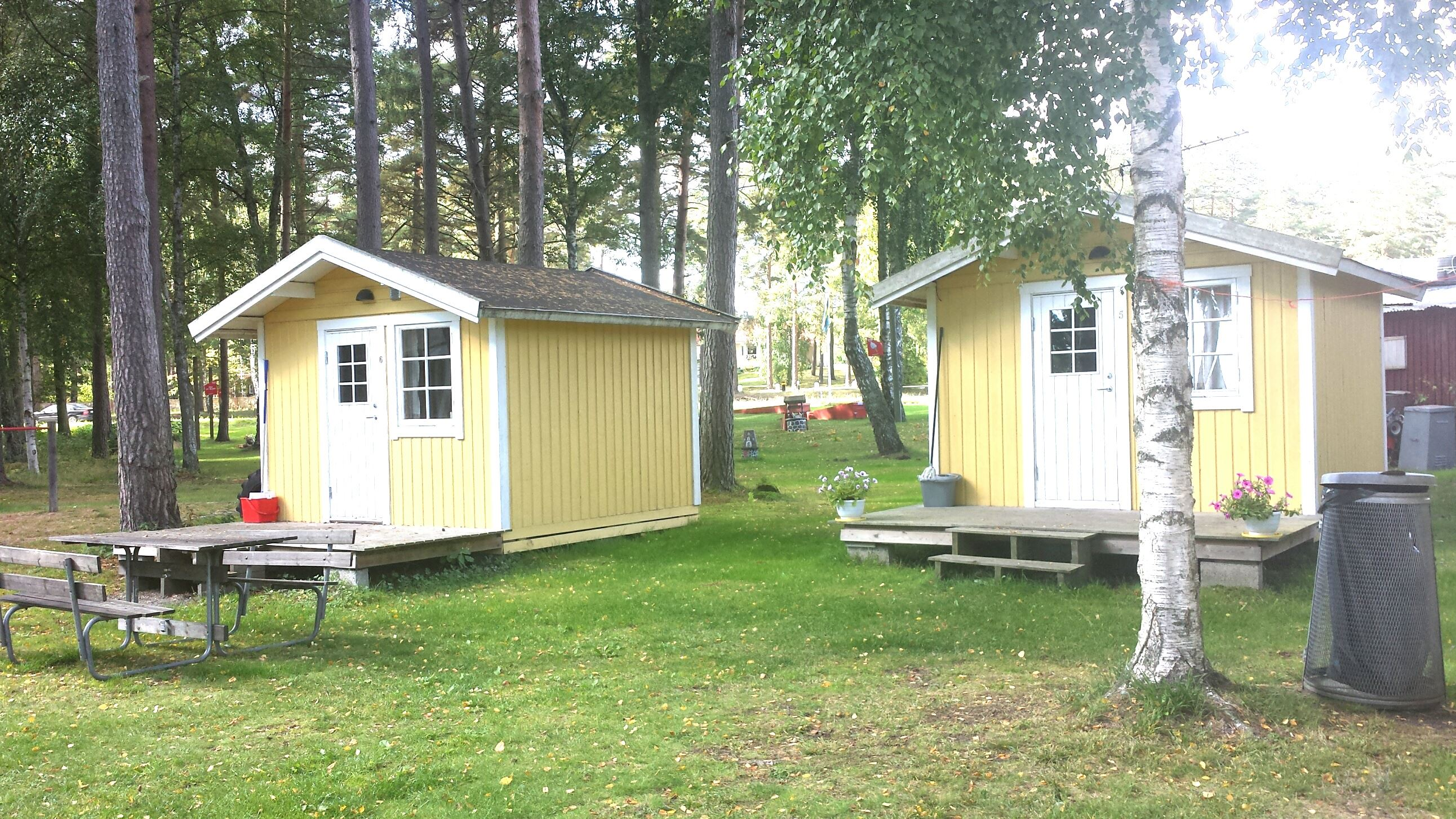 Alholmens Bad & Camping/Cottages
