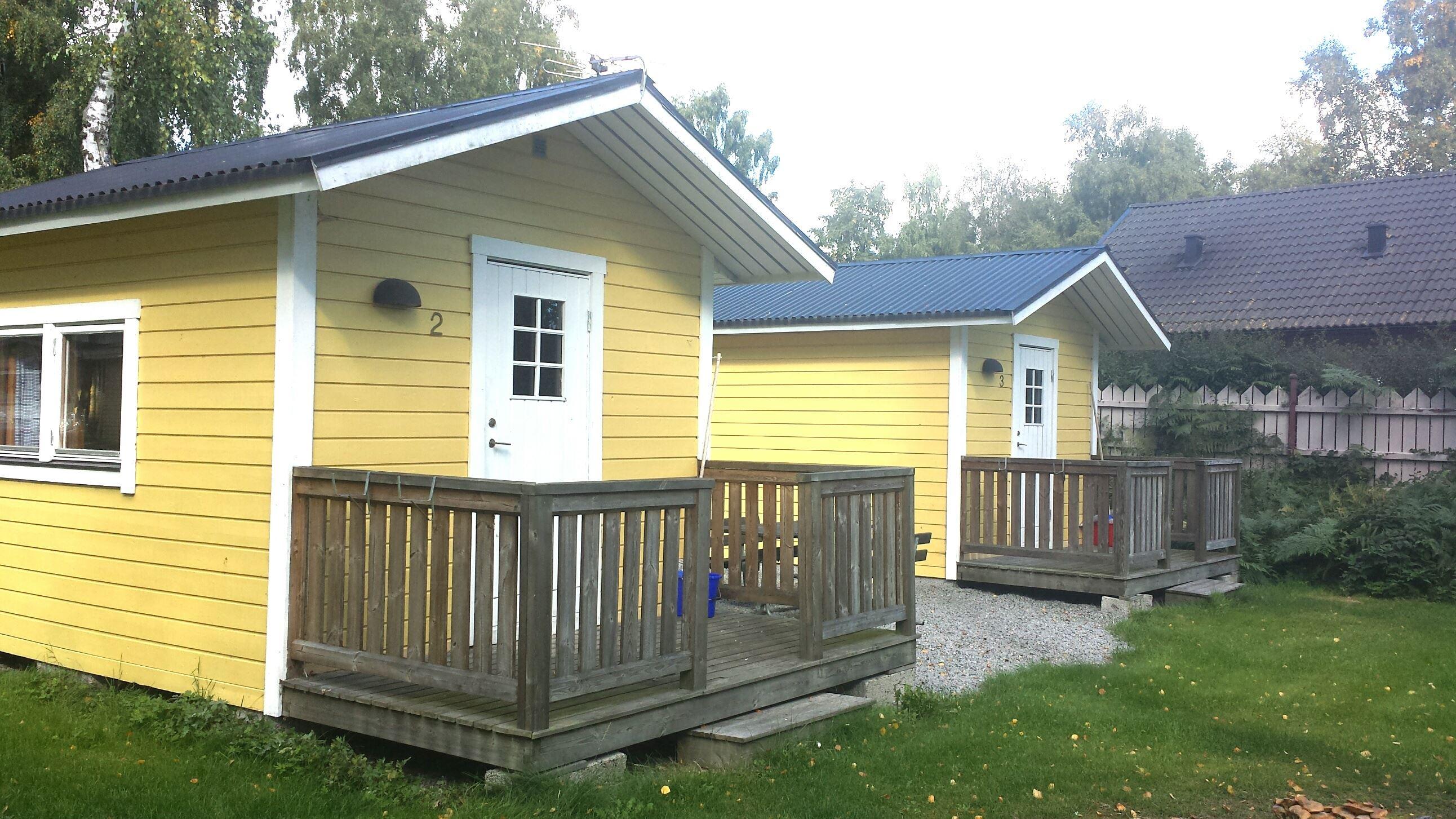 Alholmens Bad & Camping / Stugor