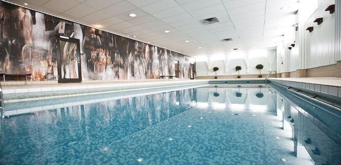 Ramundbergets Fjällgård Pool & Spa