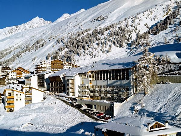 All Inclusive Hotel Lohmann Obergurgl