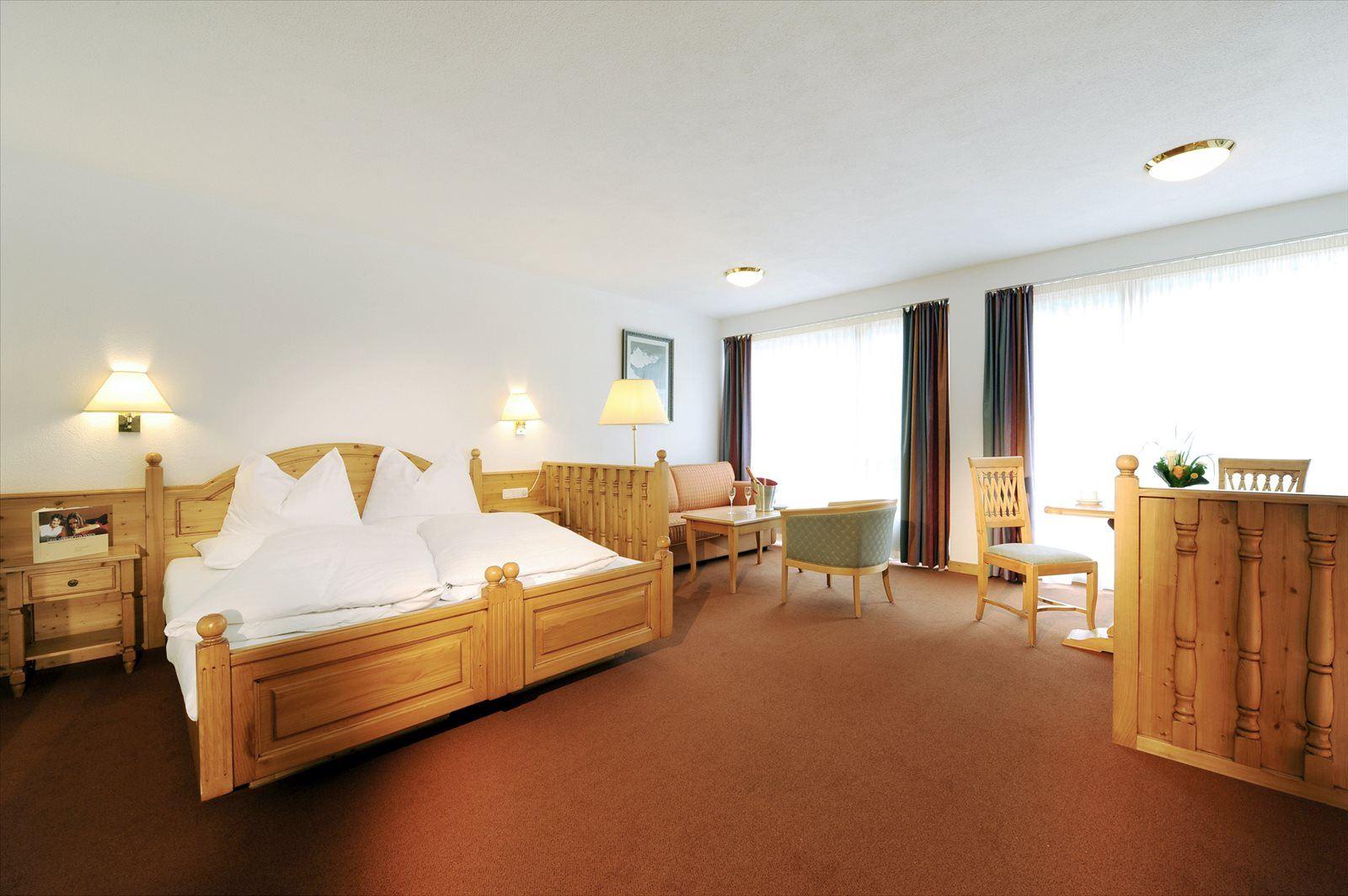 All Inclusive Hotel Lohmann - Obergurgl