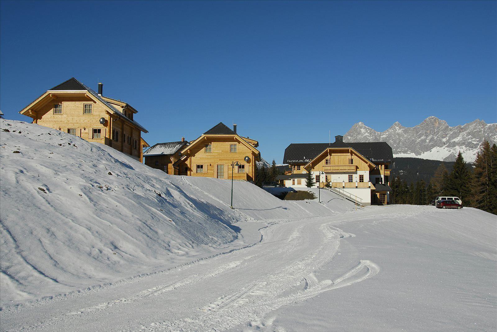 Almdorf Reiteralm och Almhotel Edelweiss Schladming