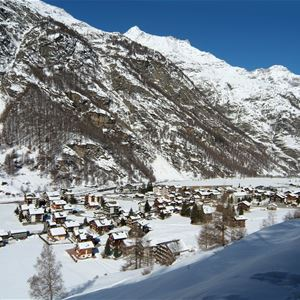 Alpenhotel - Täsch bei Zermatt